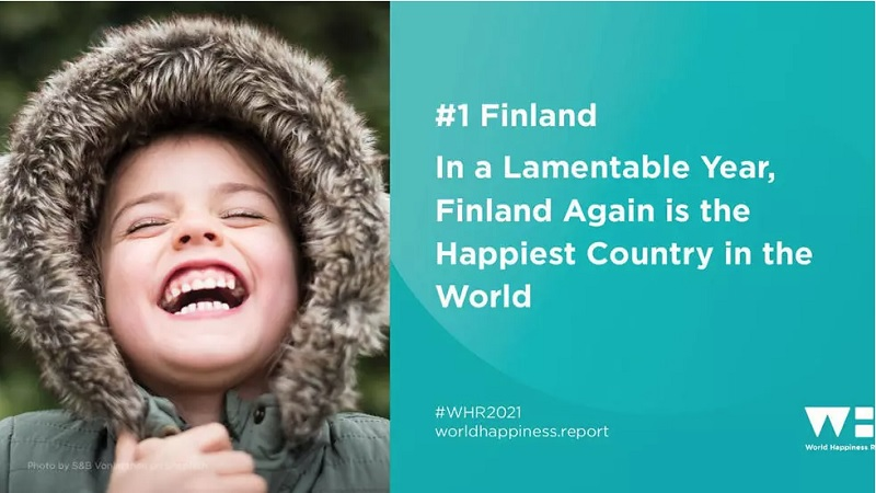 رتبه پانزدهم کانادا در بین شادترین کشورهای جهان