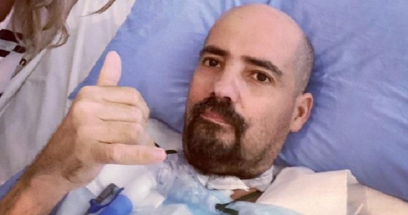 هشدارهای مرد تورنتویی که 110 روز برای کووید در بیمارستان بستری شد