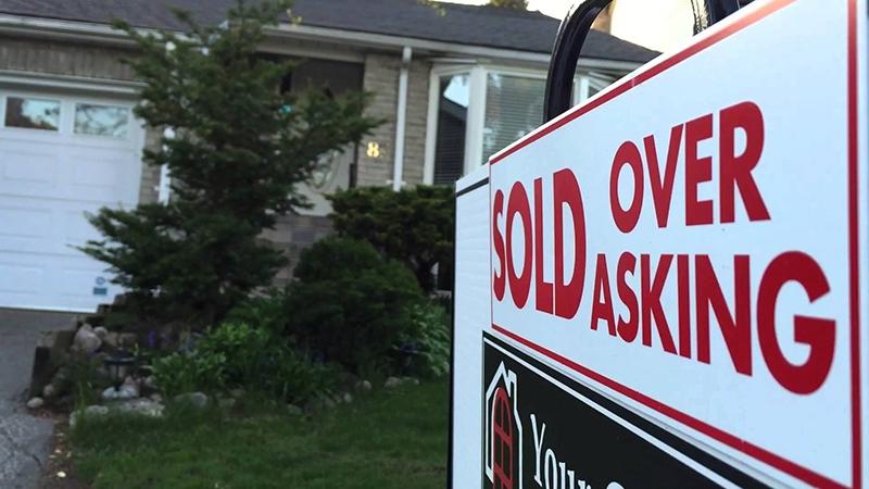 آیا دولت کانادا از میزان افزایش قیمتها در بازار مسکن غافلگیر شده ؟