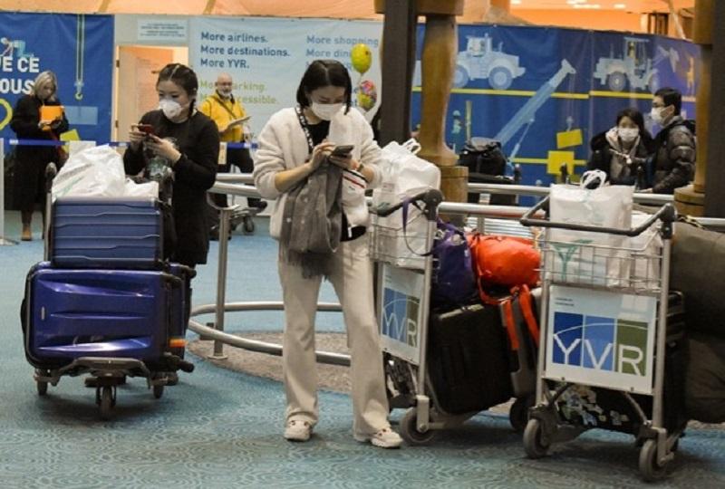 جریمه نقدی برای بیش از 100 مسافر فرودگاه بینالمللی ونکوور که از قرنطینه در هتل خودداری کردند