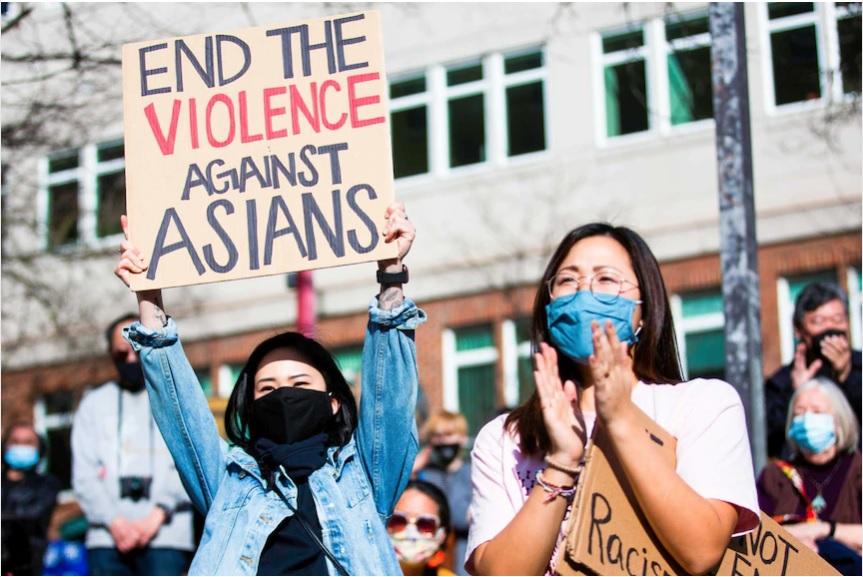 """بلومبرگ در مقاله ای انتقادی ،ونکوور را """"پایتخت نفرت از آسیایی ها در آمریکای شمالی"""" نامید!"""