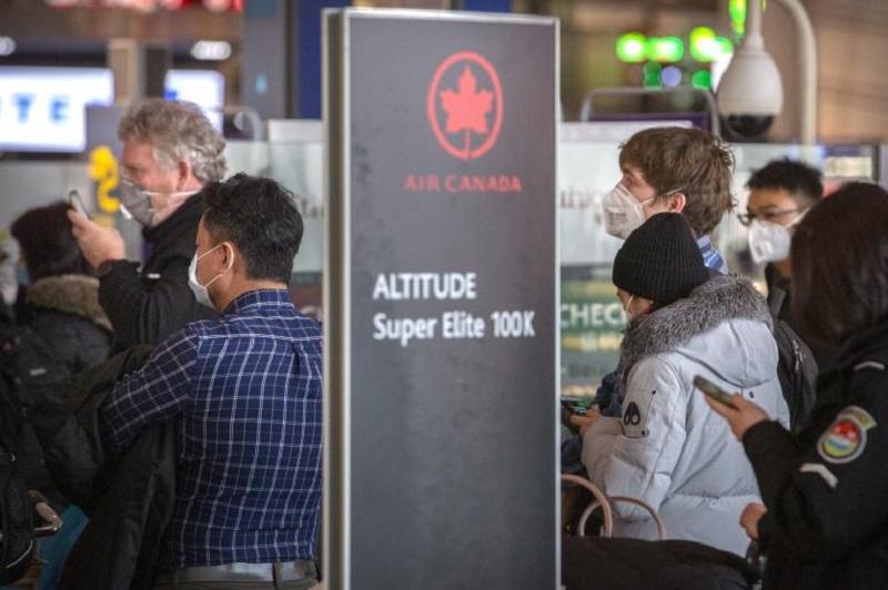 درخواست ایر کانادا از نخست وزیر ترودو برای تسهیل شرایط سفر