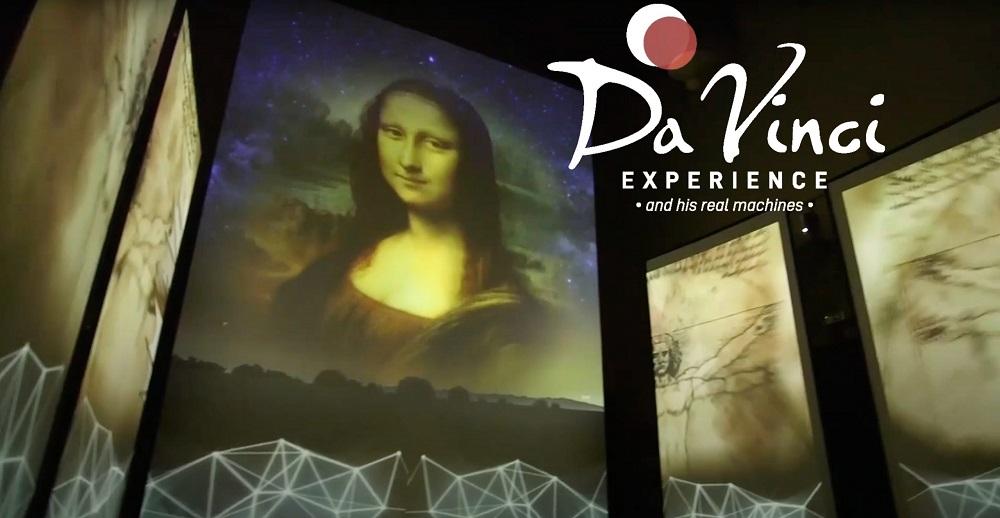 """نمایشگاه """"تجربه داوینچی"""" ماه آینده در  بریتیش کلمبیا افتتاح می شود"""