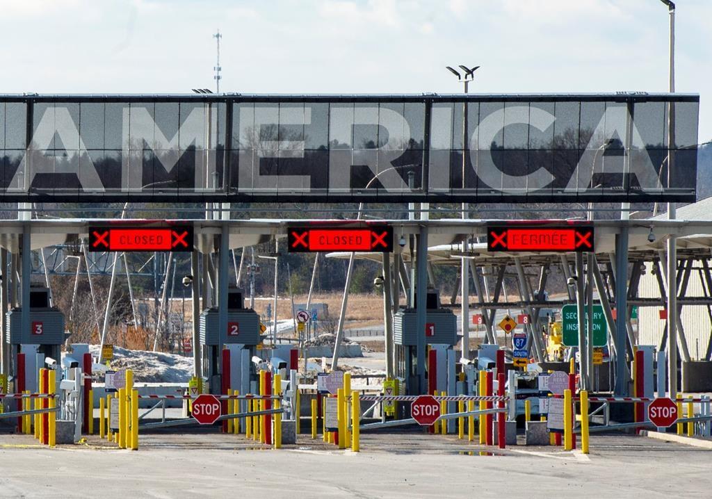 وزرای ترودو  بررسی شرایط برای بازگشایی مرز آمریکا را آغاز کرده اند
