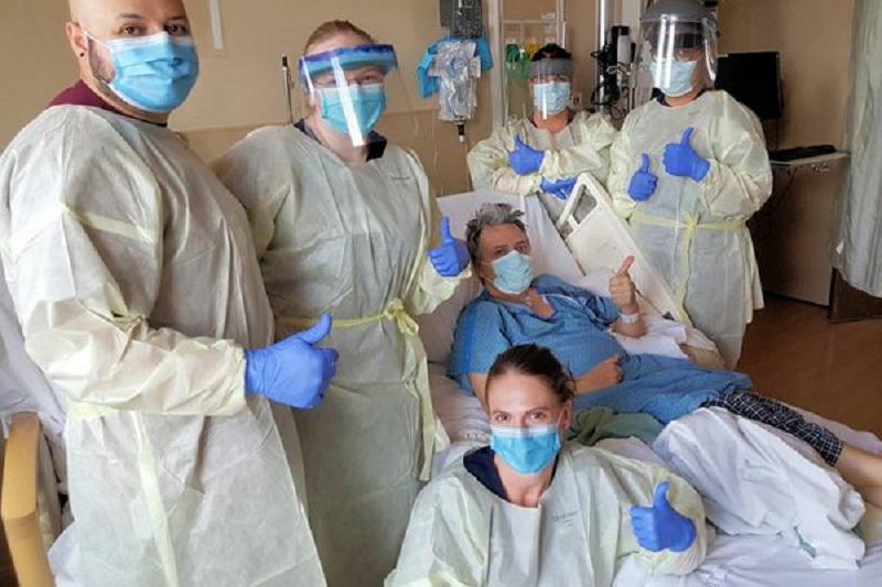 احتمال مراجعه مجدد صدها تن از بیماران بهبودیافته از کووید19  به بیمارستانهای انتاریو