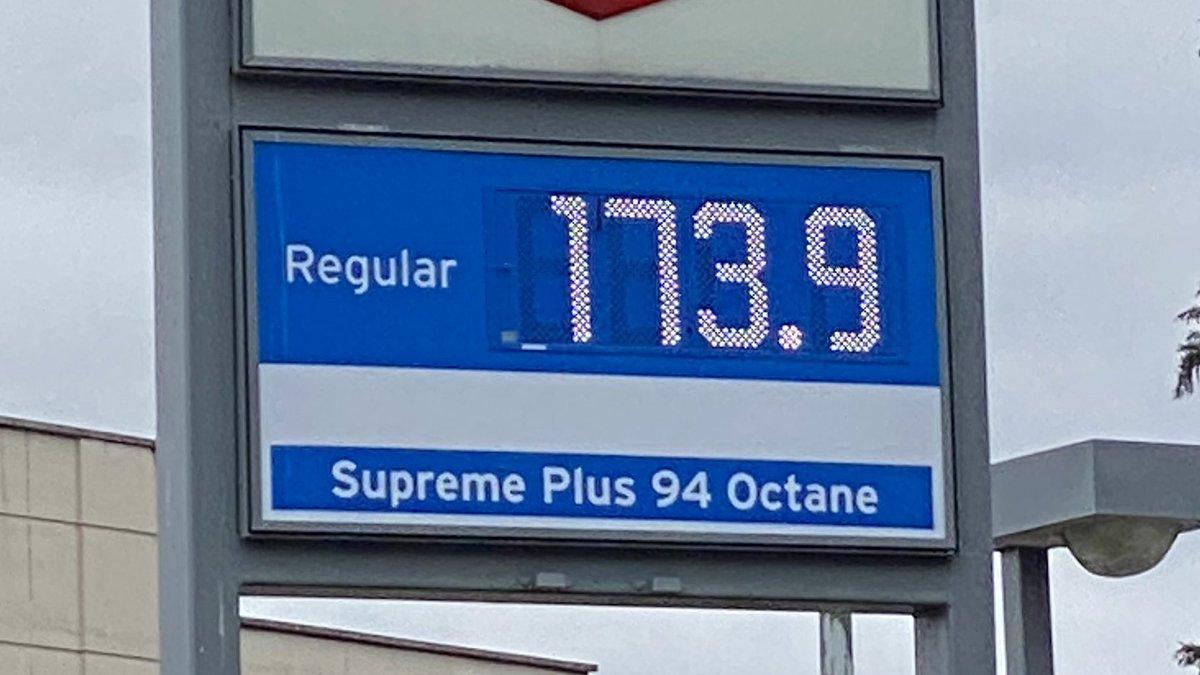 با وجود رکوردشکنی ، انتظار می رود قیمت بنزین در کانادا همچنان افزایش یابد