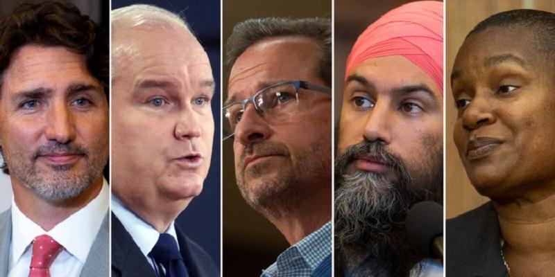 فقط 26 درصد کانادایی ها از برگزاری انتخابات فدرال در پاییز حمایت می کنند