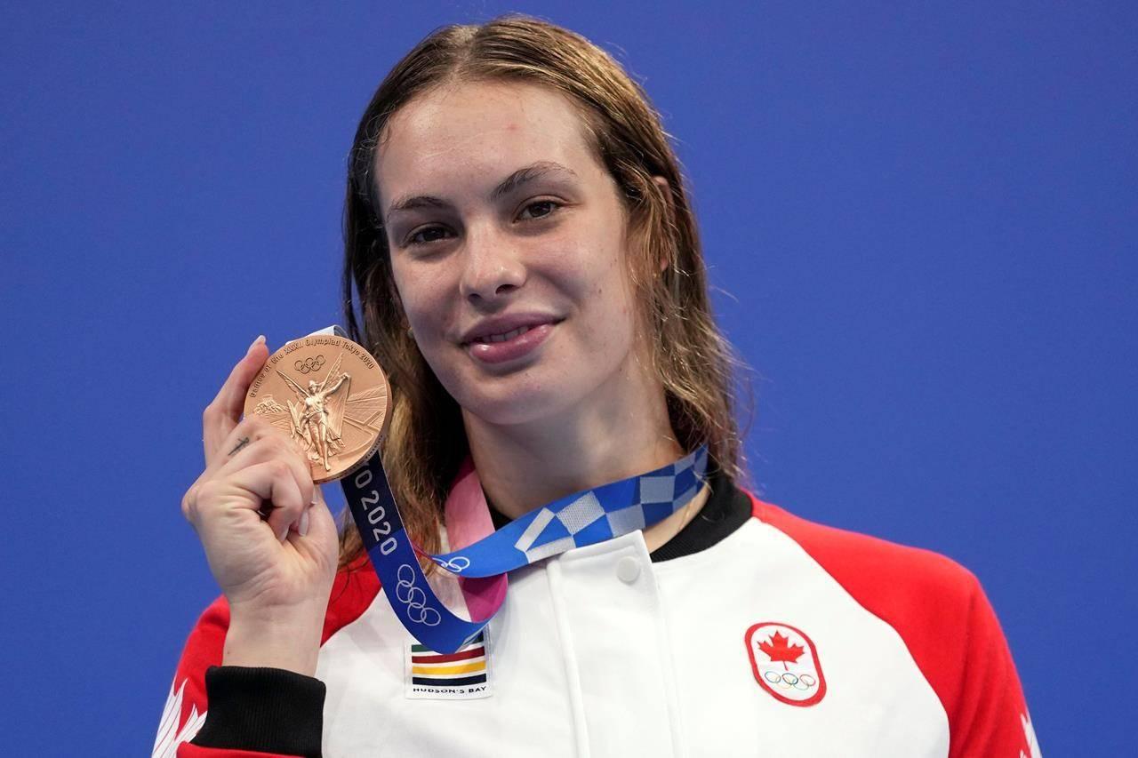 پنی الکسیاک پرافتخارترین ورزشکار المپیکی کانادا شد