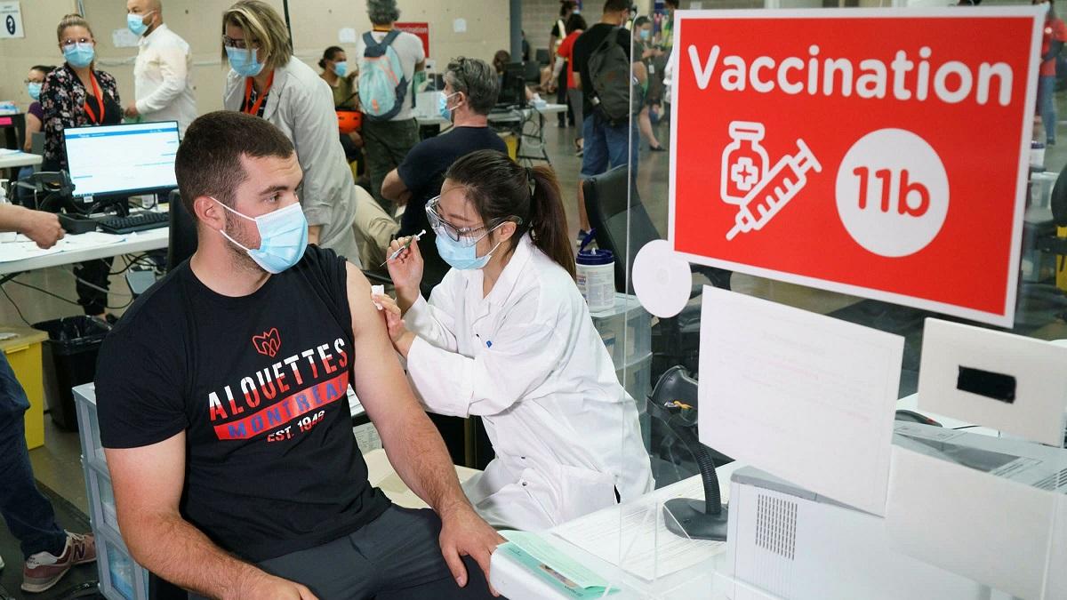 اکثر  بیزینس های کوچک کانادایی قصد دارند تزریق واکسن را اجباری کنند