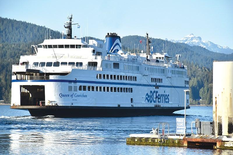 شرکت BC Ferries در تعطیلی روز دوشنبه برای سفرهای دریایی که وجود نداشتند ، دهها بلیط فروخته بود!