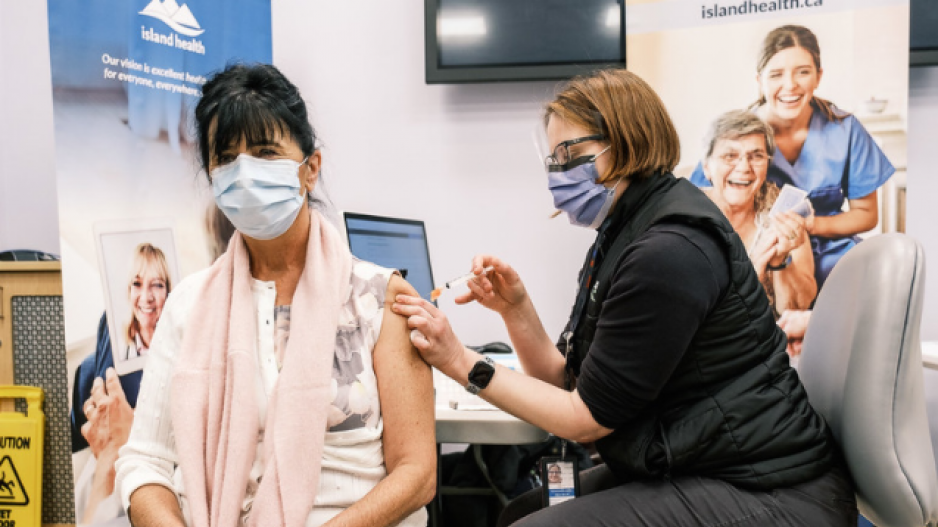 اکثریت مردم از واکسیناسیون اجباری برای حضور در رویدادهای عمومی در بریتیش کلمبیا حمایت می کنند