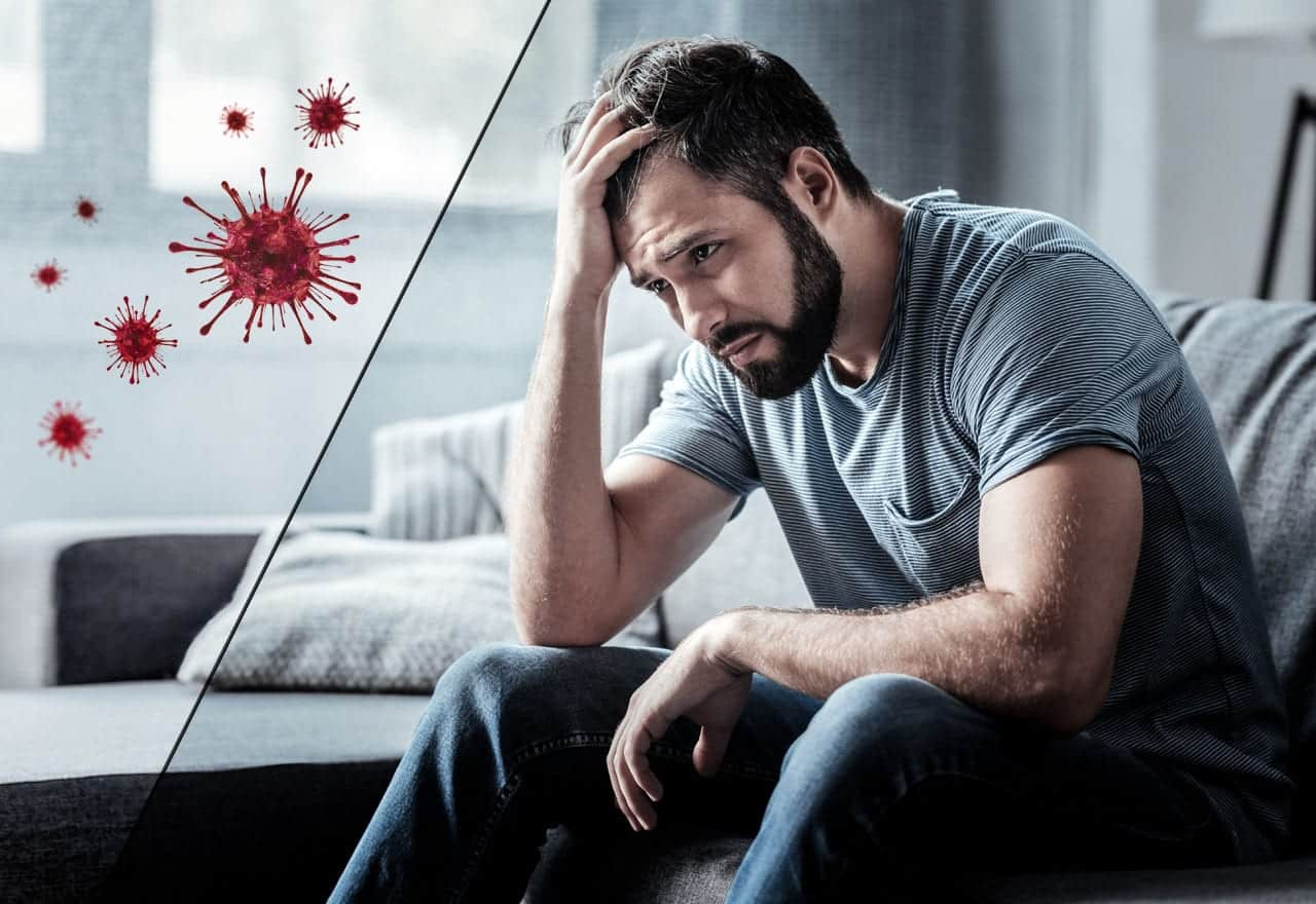 علائم افسردگی و اضطراب در بین جوانان در دوران همه گیری دو برابر شده است