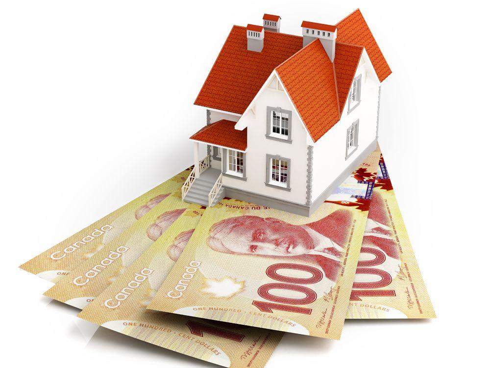 بهره پایین و افزایش مداوم قیمت ملک، کانادایی های را به وام مسکن معتاد کرده!